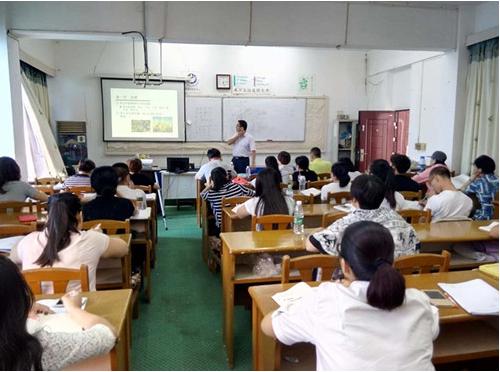 海南健康管理师培训现场4